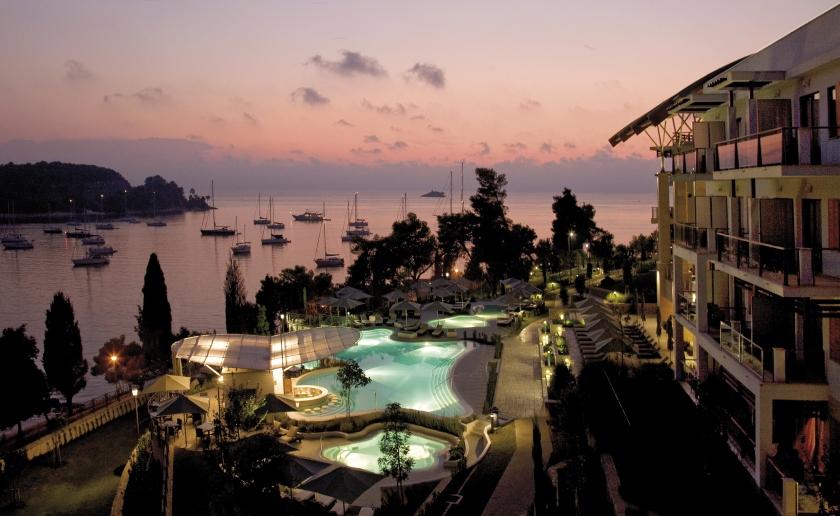 Kroatien: Maistra Hotel Monte Mulini