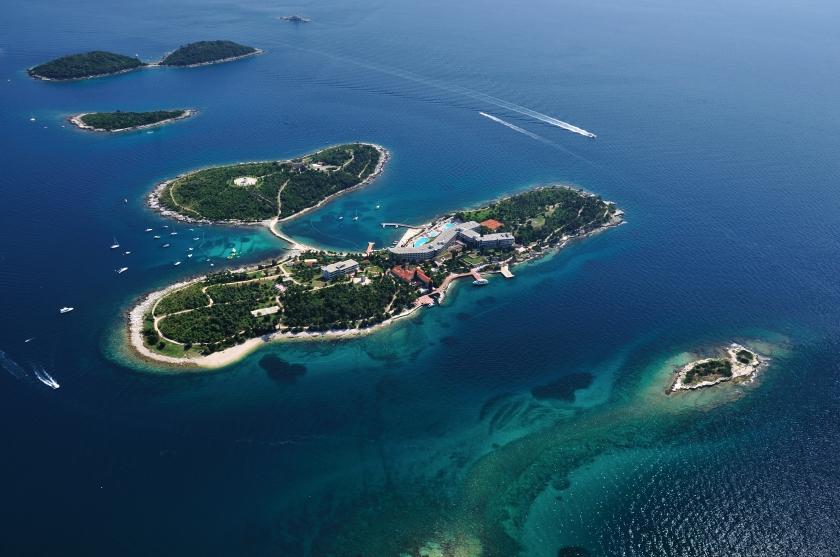 Entdecken Sie das Maistra Hotel Istra in Rovinj/Istrien